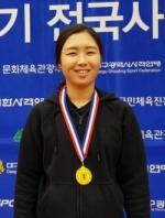 동해시청 사격팀 김경애 전국대회 '금'