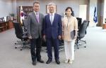 한라대 장성국·김종하 교수 정부 표창