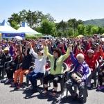 영월 치매안심센터,2018 한마음 치매극복 걷기대회