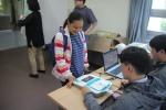 동해 다문화가족 지방선거 투표 체험