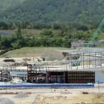 사라져 가는 평창 올림픽 개폐회식장