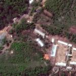 북한 풍계리 핵실험장 폐기…갱도·막사 등 연쇄폭파 실행