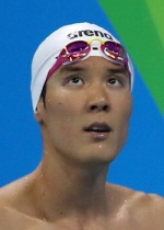 박태환 올해 첫 국제대회 메달