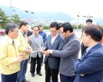 류희인 행안부안전차관 홍천 방문