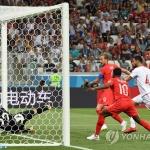 '케인 극장골' 잉글랜드, 튀니지 2-1 격파