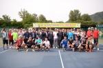 화천군체육회장기 테니스대회