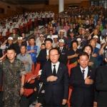 정선군 한국전쟁 제68주년 행사