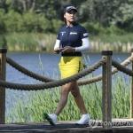 유소연, KPMG 여자 PGA챔피언십 3R 선두 '메이저 3승 보인다'