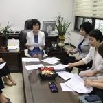 강원도여성단체협의회 양성평등 기획회의
