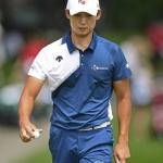 김민휘, PGA 투어 밀리터리 트리뷰트 첫날 1타 차 단독 2위