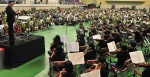 1200명 하모니 '춘천인 음악회' 14일 호반체육관서 8번째 공연