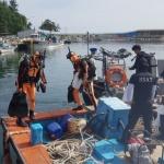 삼척소방서·동해해경특공대 합동 수중정화활동