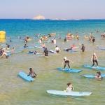 삼포해변 서핑축제