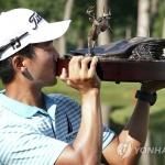 재미교포 마이클 김, PGA 투어 첫 정상…디오픈 출전