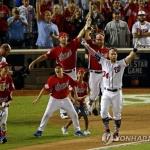 하퍼, 아버지와 호흡 맞춰 홈에서 홈런더비 극적 우승