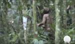 아마존 원주민 발견