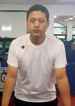 """[인터뷰] 김동혁 성수고 코치 """"장우진, 근성·투지 남달랐다"""""""
