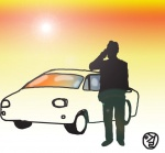 자동차 피서법