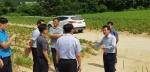 농가 폭염피해 '시름' 홍천군 대책마련 '분주'