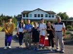 강원도 학생 5명 밴쿠버 방문