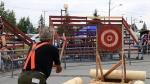 [TV 하이라이트] 캐나다 퀘백의 통나무 달인