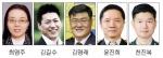 제20회 강원목민봉사대상 수상자 선정