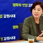민주당 남인순 최고위원 후보 기자회견