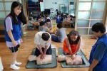 인제 어르신 심폐소생술 교육