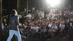 '치유의 숲' 음악공연, 한여름밤 더위 식혔다