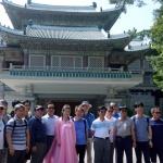 평안북도 국제친선전람관 방문