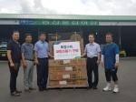 농협강서공판장 대형선풍기 지원
