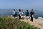 속초시·시의회 조도서 해양정화