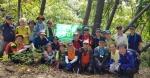 도행정동우회·자연사랑봉사단 자연보호 활동