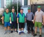 우산동새마을지도자 주거개선 봉사
