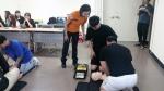 강원대 기숙사 소방안전교육