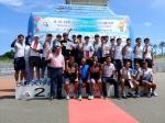양양고·양양군청, 국제사이클대회 종합 2·3위