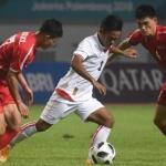 10명 싸운 북한 남자축구, 이란에 0-3 완패…첫 승 좌절