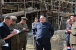 김정은 위원장, 40일만에 삼지연군 또 시찰