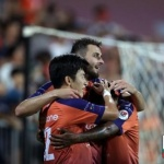 '제리치 4골 폭발' 강원, 인천에 7-0 대승…제리치 득점 선두