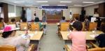 생활개선강원도연합회  케이터링 교육