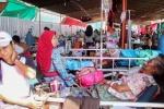 인도네시아 롬복섬 규모6.9 강진