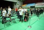 전국장애인역도선수권 개회식