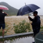 철원 동송 392㎜ '기습 물폭탄'…주택침수 등 곳곳서 비 피해