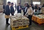 도의회 농림수산위 미곡처리장 시찰