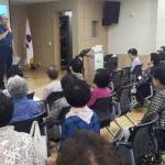 강릉경찰서 교통사고 및 보이스피싱 예방 홍보