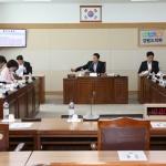 도의회 기획행정위 제1차 회의