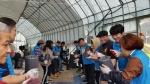 홍천 봉사단체 이웃 소외계층 생필품 전달