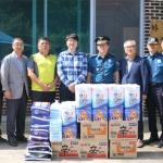 삼척경찰서 복지시설 위문