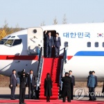 문대통령, 오후 3시30분 삼지연공항 출발…공군2호기로 서울행