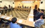 농촌지도자 도연합회 임시이사회